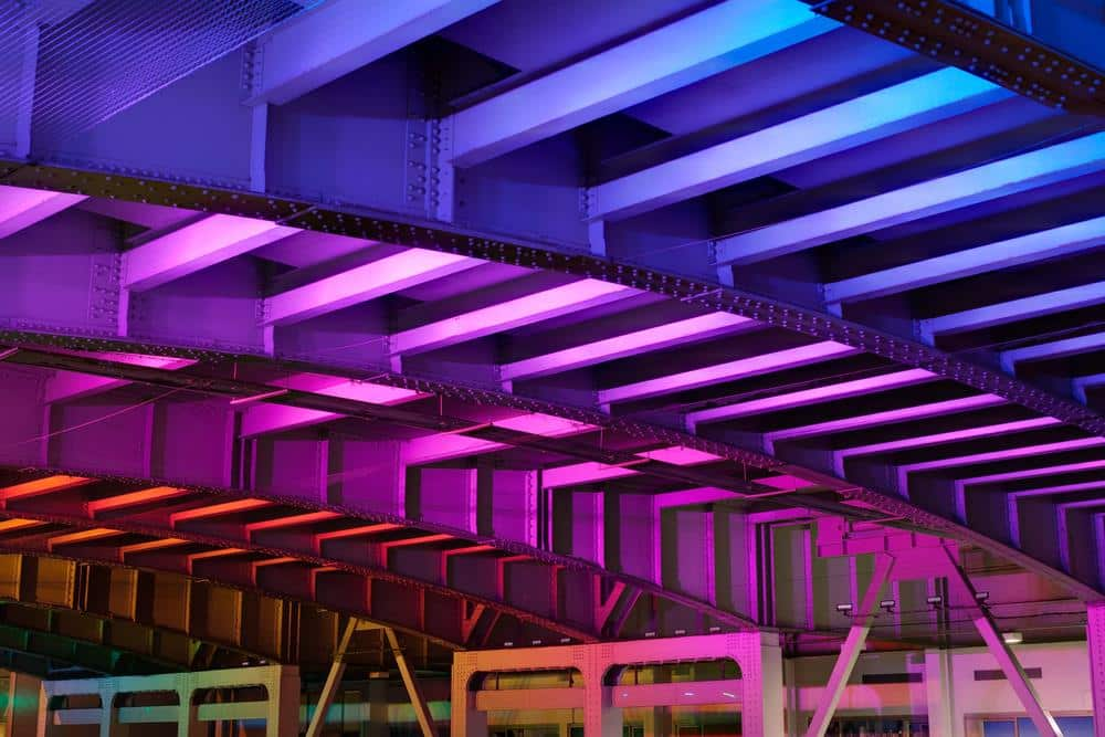 led pont